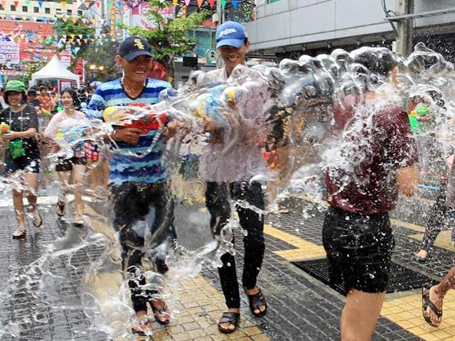 Songkrans-