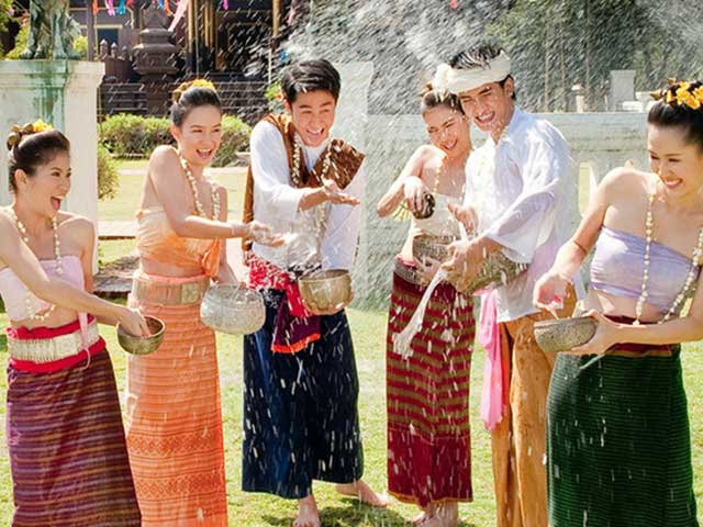 Songkrans